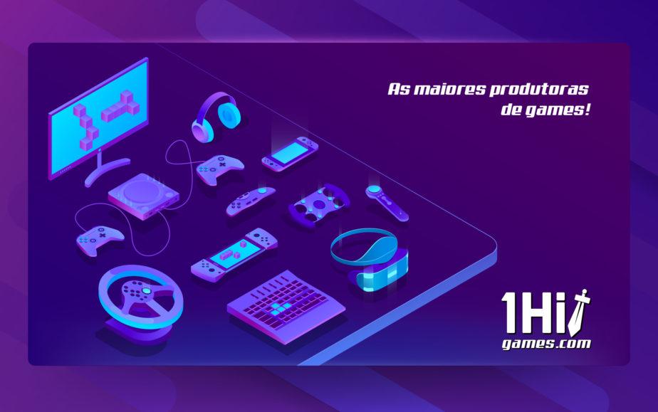 Produtoras - 1HitGames