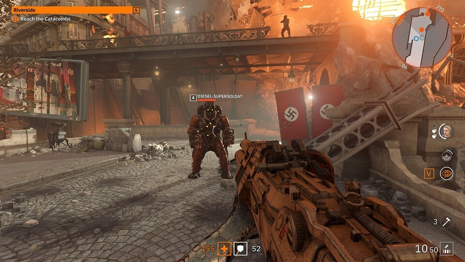 Wolfenstein Youngblood 1hitgames