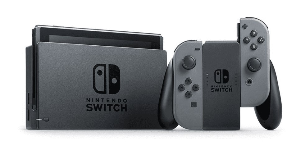 Nintendo Switch video-game-console