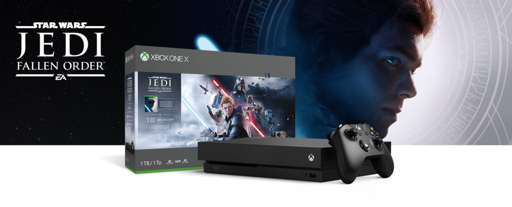 xbox one x video-game-console