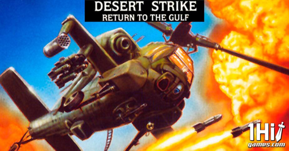 Desert Strike: Return to the Gulf