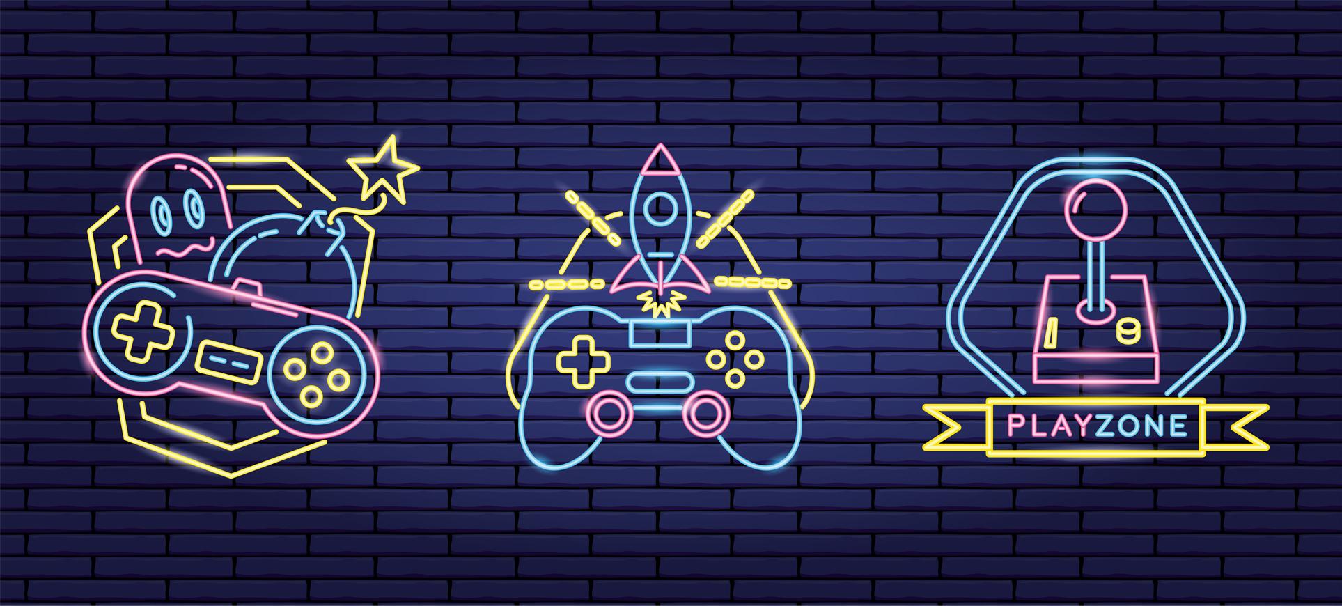 extra games 1hitgames categoria jogos noticias news gaming 1Hit videogame neon