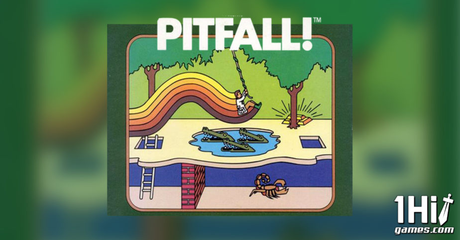 Pitfall! Harry's Jungle Adventure