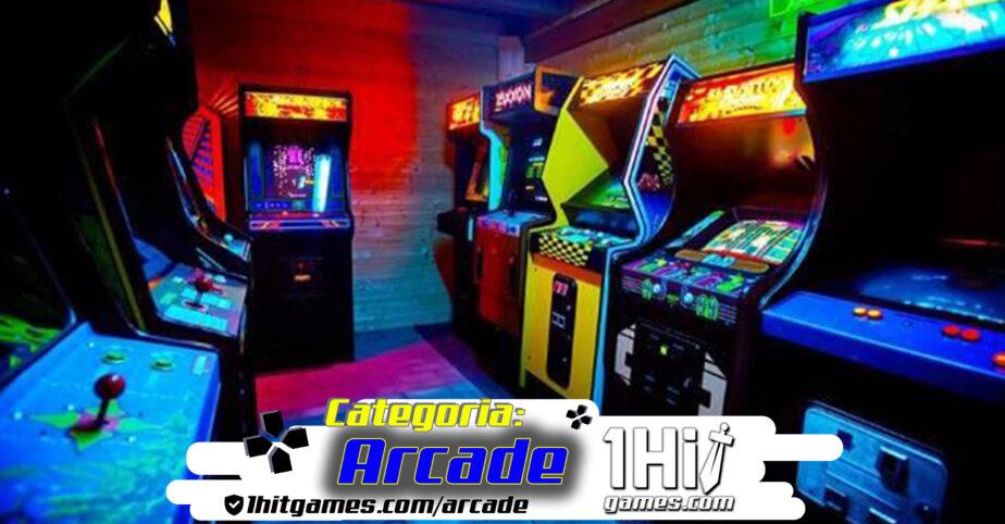 arcade games fliperama 1hitgames jogos eletronicos categorias 1hit