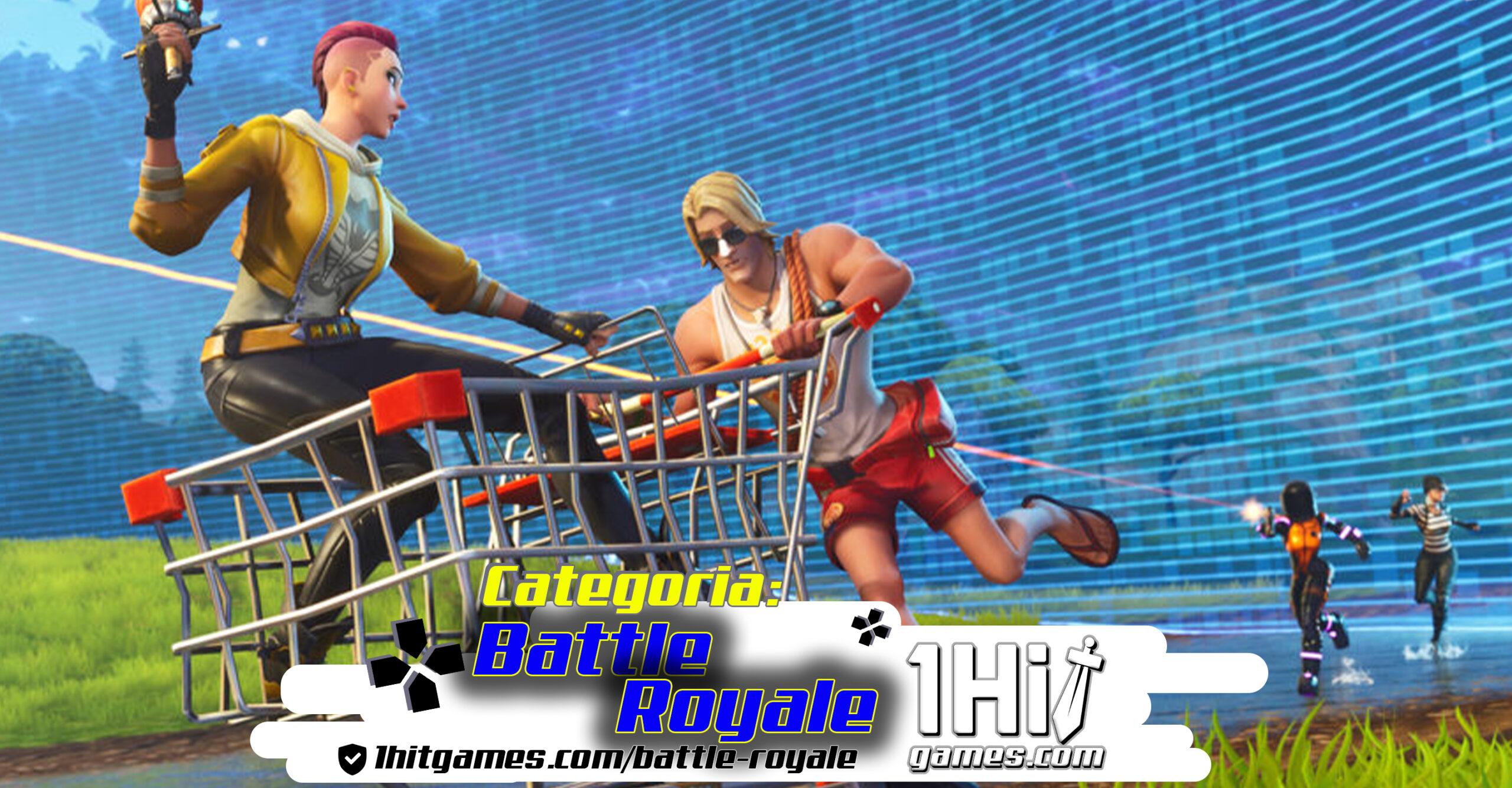 battle royale Fortnite mapa fechando 1hitgames categorias online gamers