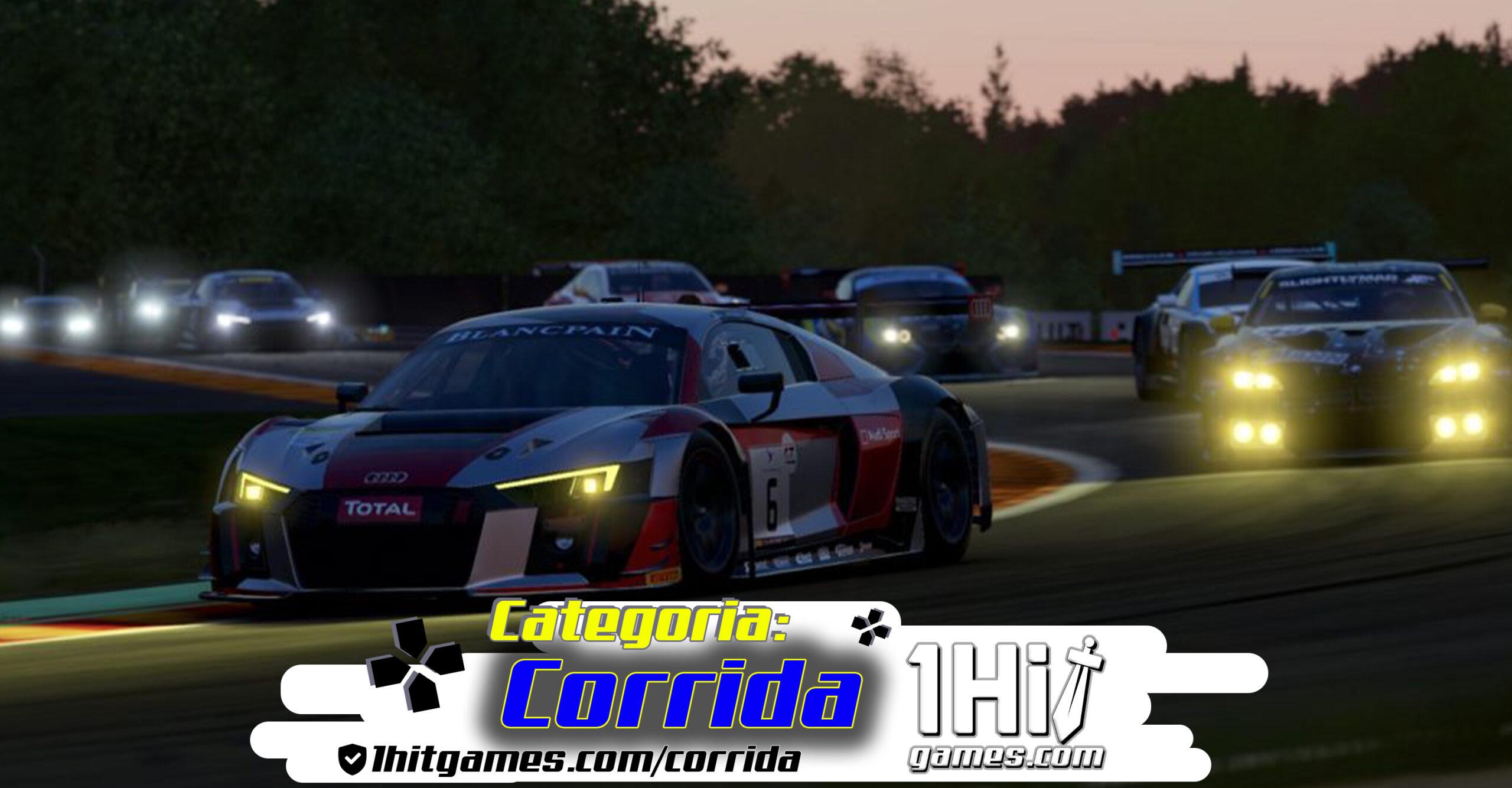 corrida Project CARS 1hitgames carros velocidade correr acelerar motos competição gaming esports f1 speed kart