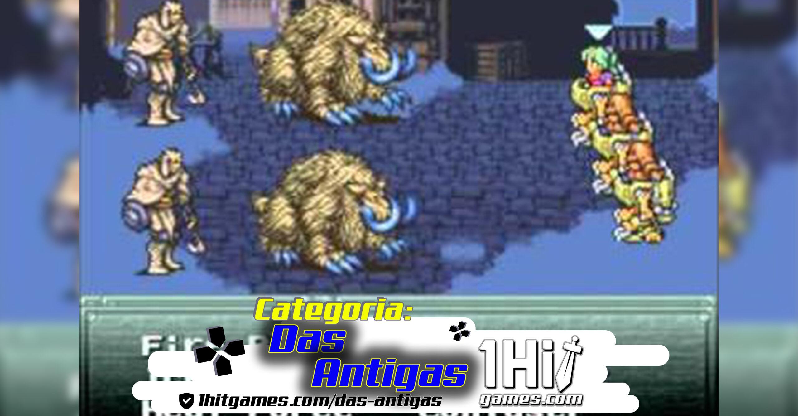 das antigas 1hitgames gaming gamer 1hit categorias nostalgia rpg