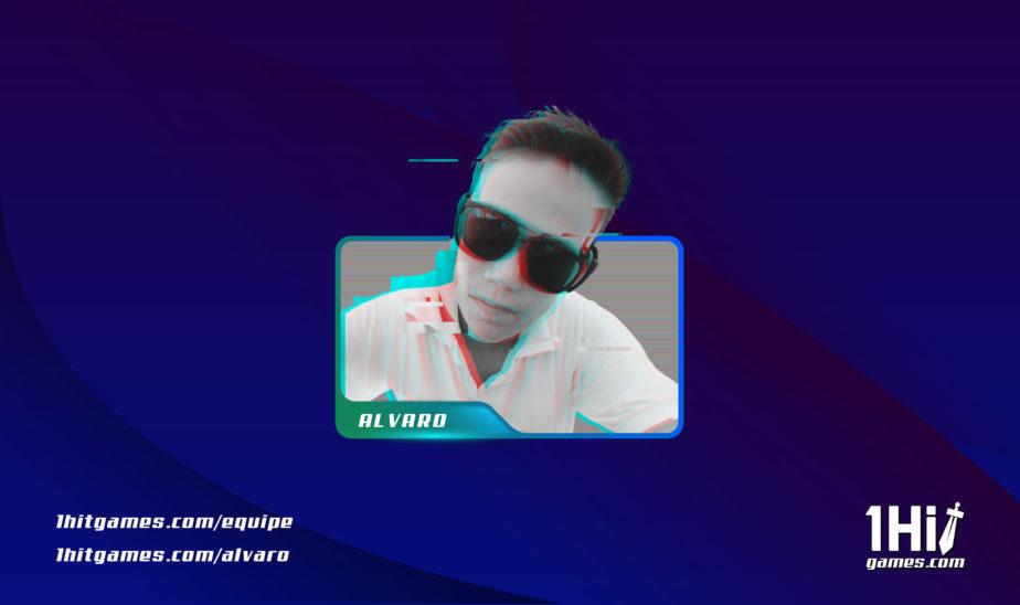 Alvaro criador de conteúdo 1HitGames autor cdc