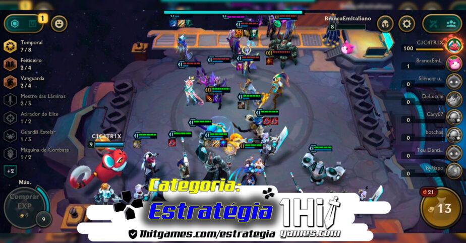 estratégia estratégicos estrategista cabeça jogadas táticas TFT estudos 1hitgames gaming gamer 1hit categorias rpg