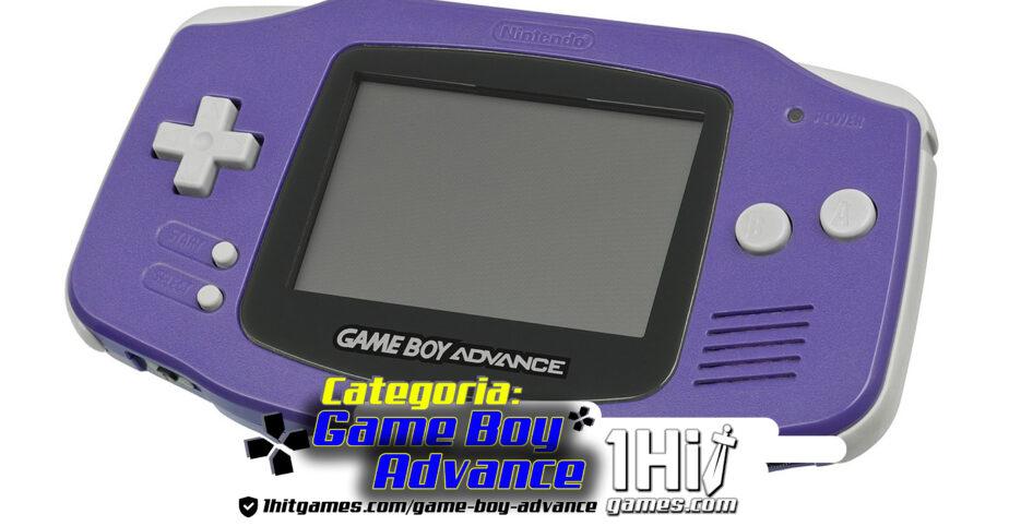 Game Boy Advance Purple Nintendo 1hitgames categoria gaming 1hit