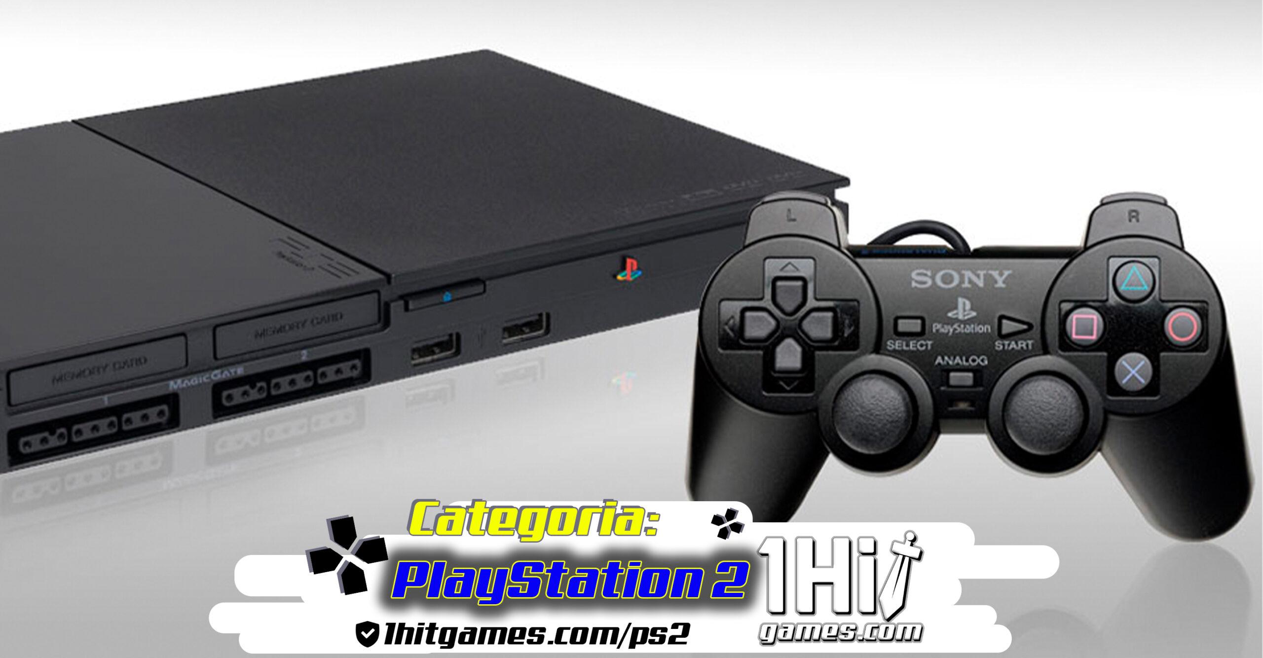 playstation2 games 1hitgames jogos eletronicos categorias 1hit