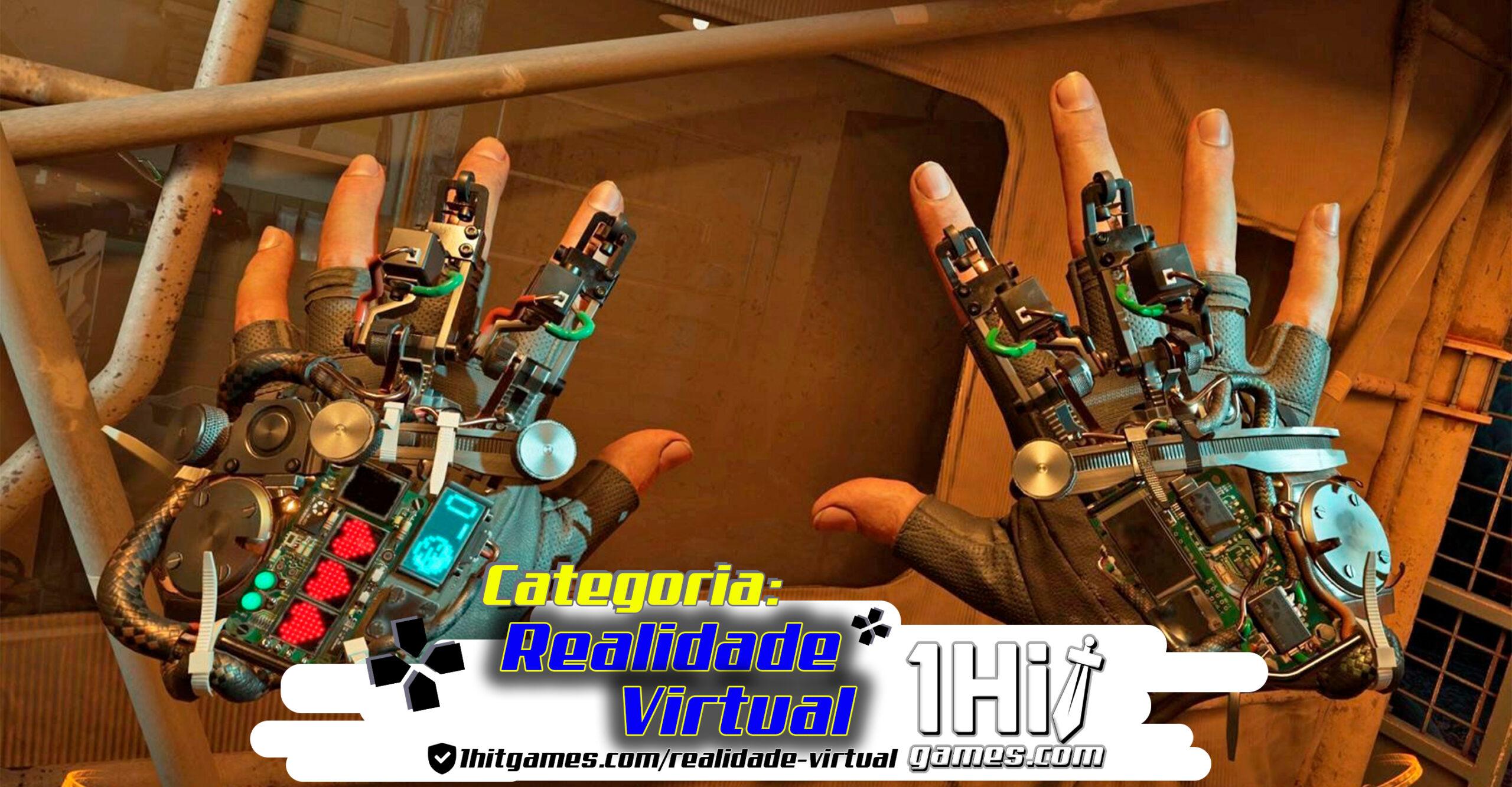 realidade virtual 1hitgames categoria gaming 1hit