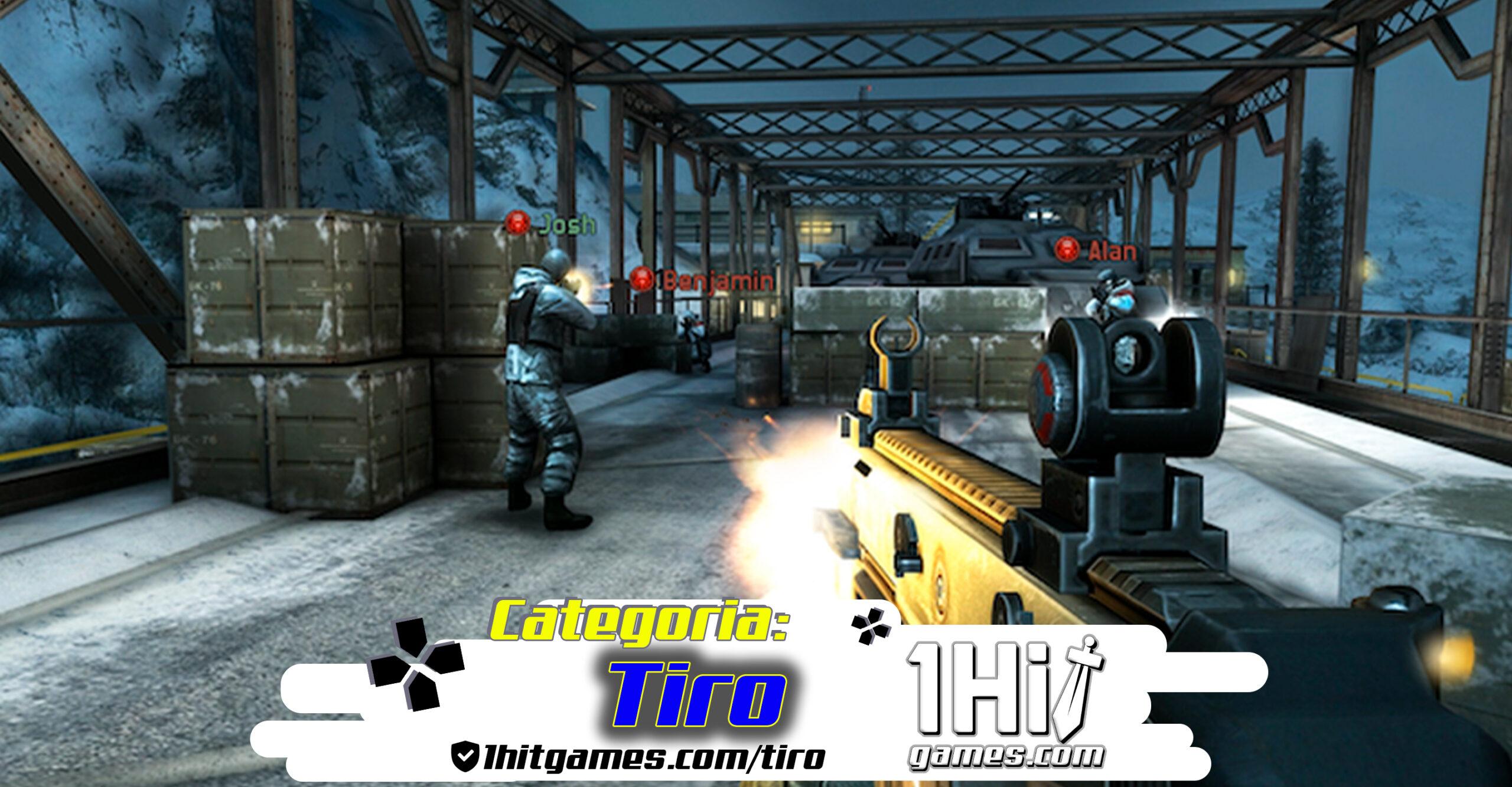 tiro games 1hitgames jogos eletronicos categorias 1hit