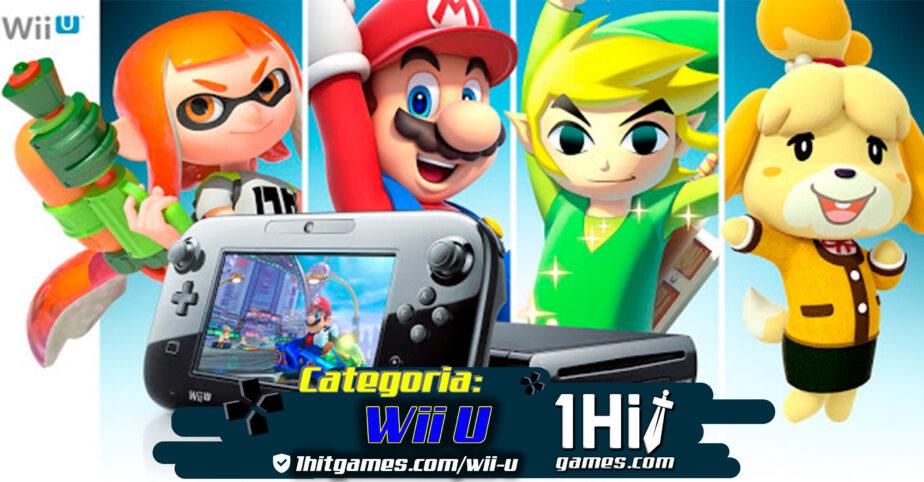 wii u games 1hitgames jogos eletronicos categorias 1hit
