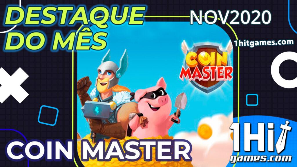 coin destaque site coinmaster master imagem dinheiro mobile hype