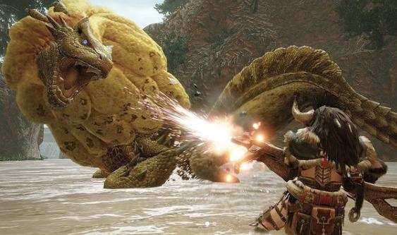 Nintendo lança alguns detalhes do novo Monster Hunter Rise