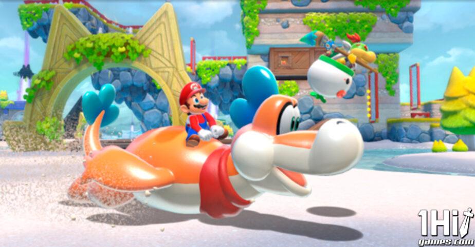 Super Mario 3D World + Bowser's Fury terá jogo cooperativo e personagens gigantes