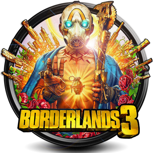 Borderlands 3 jogos gamer 1hit games