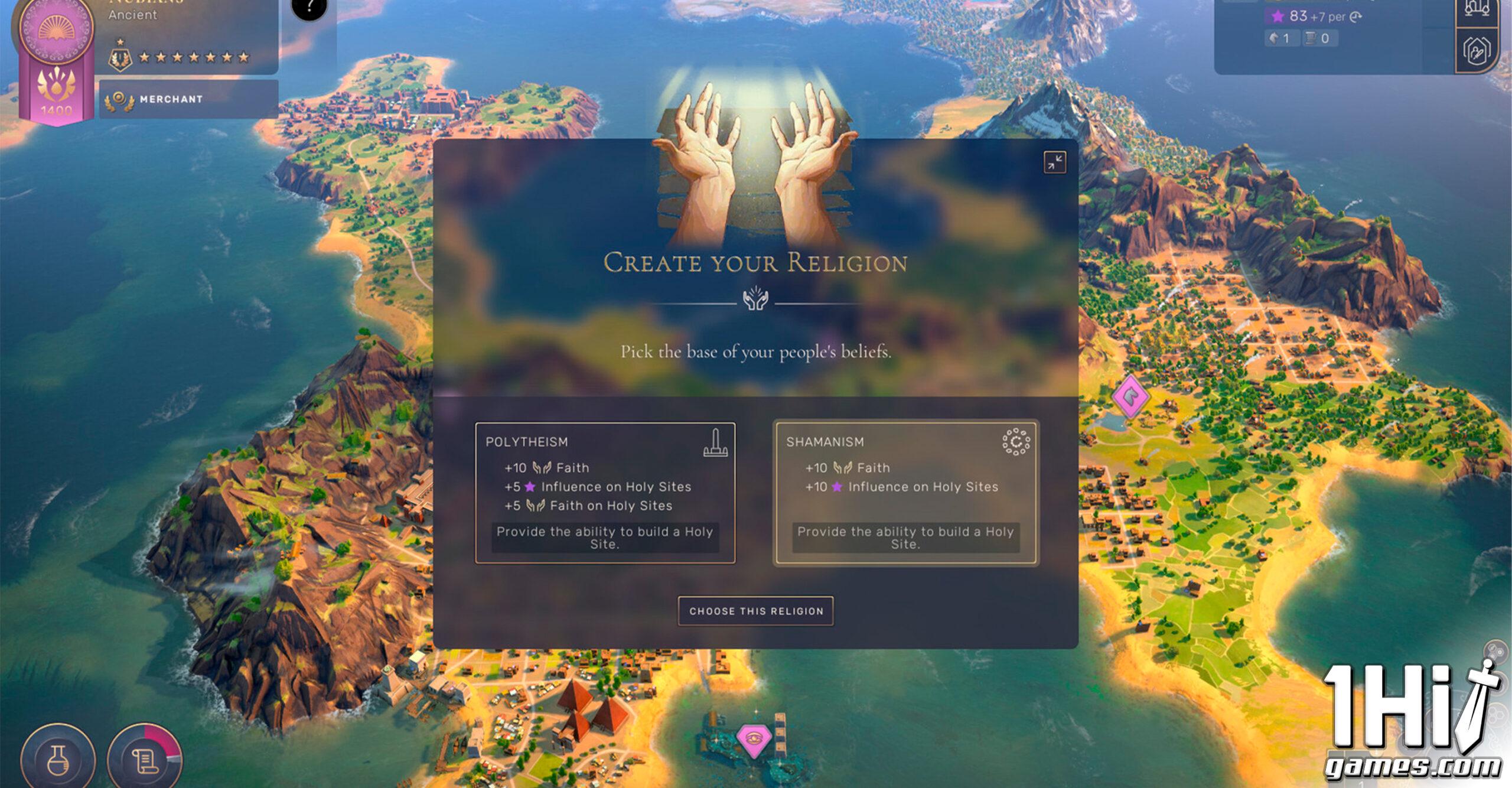 Conheça Humankind, incrível game de estratégia