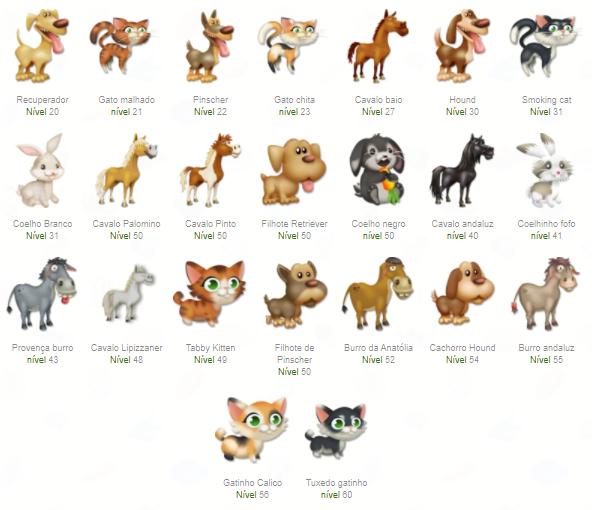 hay day animais de estimação mobile ios android familiar jogo 1hit games