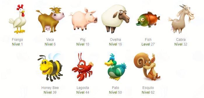 hay day animais de fazenda mobile ios android familiar jogo 1hit games