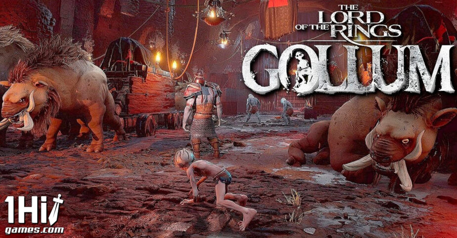 The Lord of the Rings: Gollum é adiado