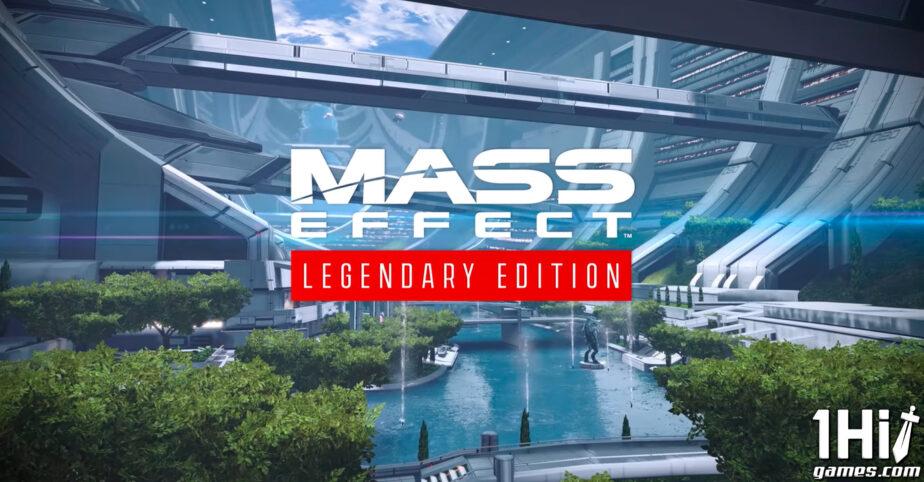 Lançamento e novo trailer de Mass Effect: Legendary Edition
