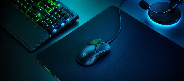 mouse gamer Razer Viper 8KHz 1hit games