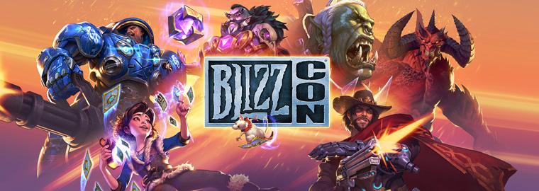 BlizzCon BlizzConline 2021 evento Blizzard 1Hit games