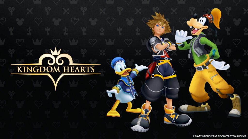 kingdom hearts ps4 xbox pc epic games square enix 1hit games