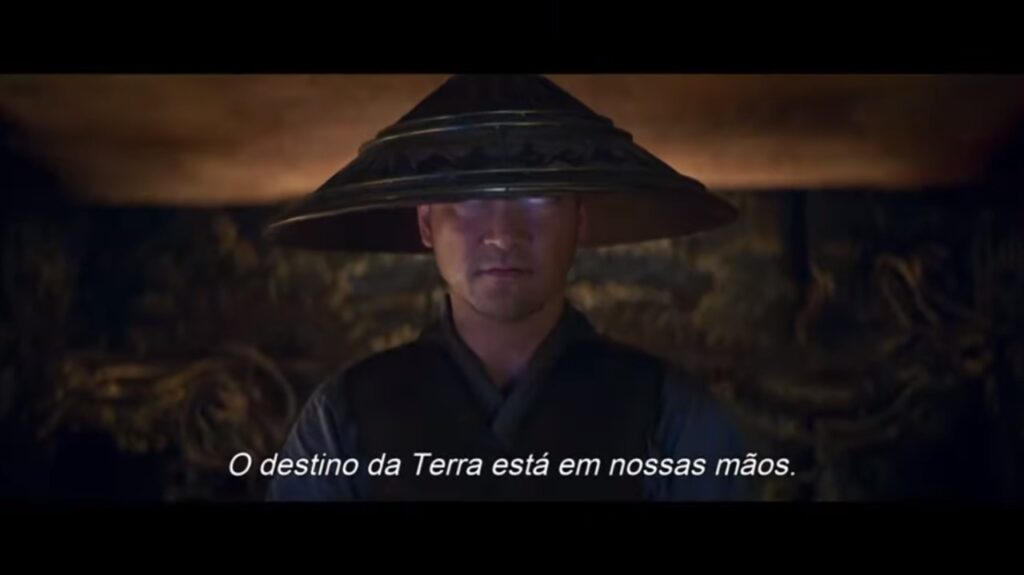 Mortal Kombat recebe primeiro trailer oficial