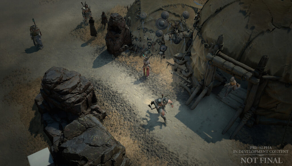Diablo 4 lançamento blizzard 1hit games