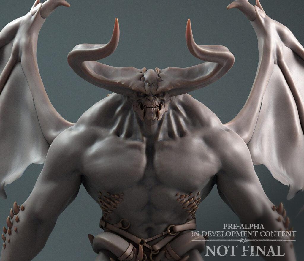 Diablo 4 projeto demônio lançamento blizzard 1hit games
