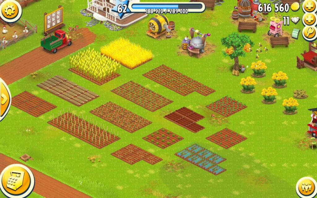 hay day mobile ios android familiar jogo 1hit games