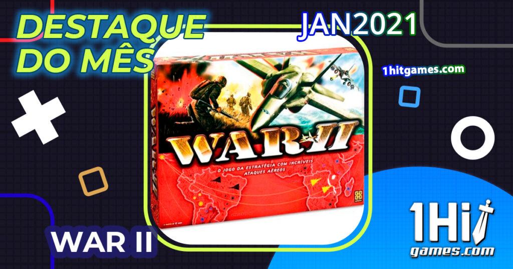 destaque warii war2 war site 1hitgames tabuleiro