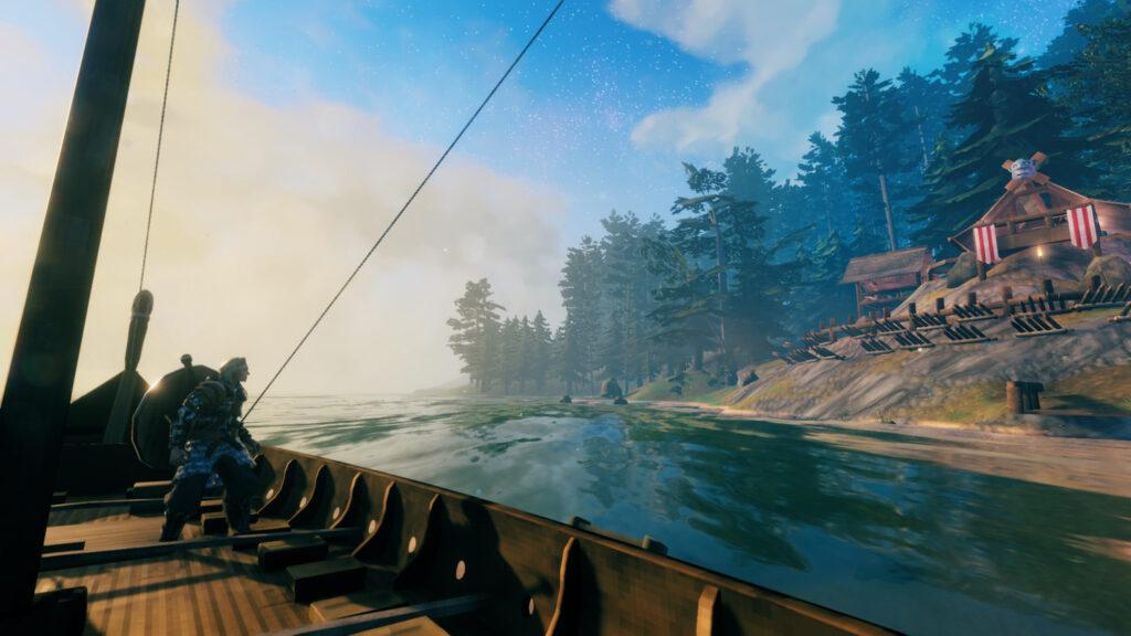 Valheim jogo pc sobrevivência steam 1hit games