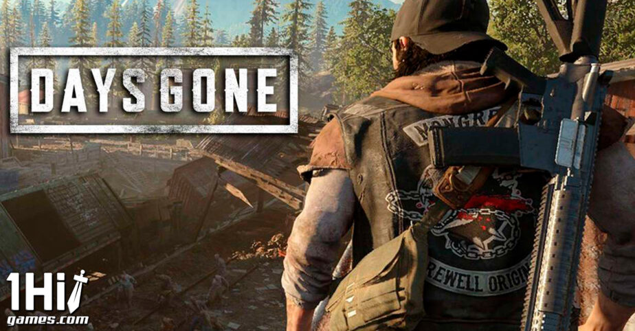 days gone ps4 pc 1hit games