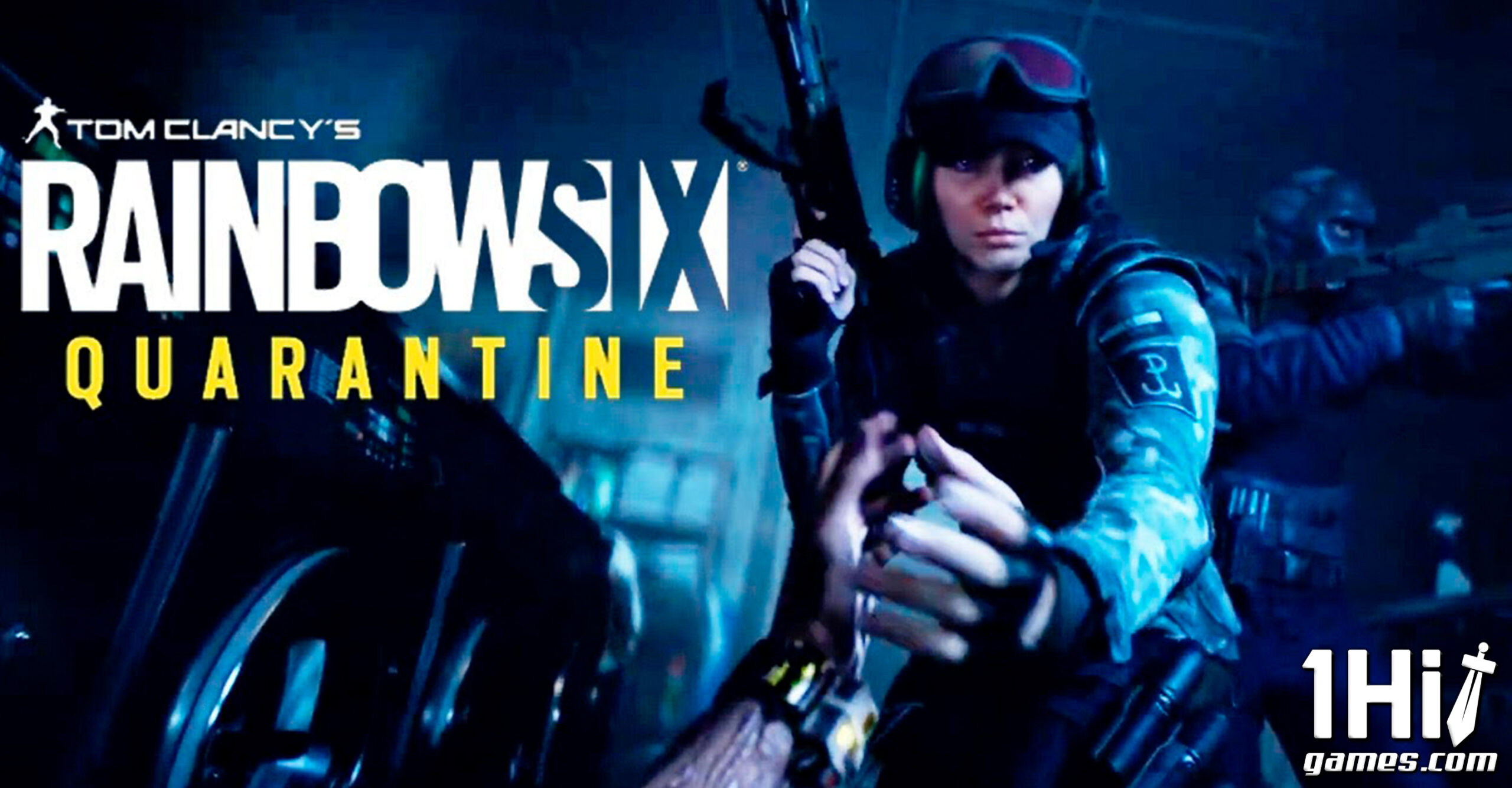 raibow six quarantine lançamento 1hit games