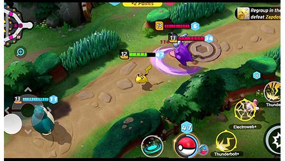 Pokémon Unite: confira trailer, imagens vazadas e mais detalhes
