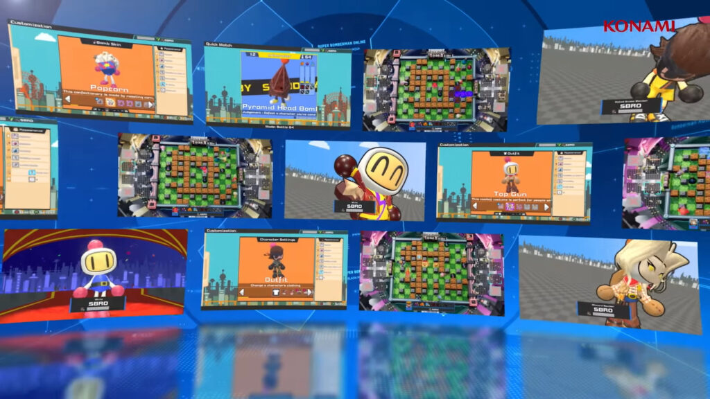 Super Bomberman R Online anunciado para novas plataformas