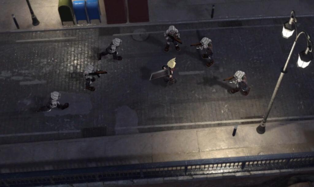 Final Fantasy VII: Ever Crisis com sistema de Gacha para armas
