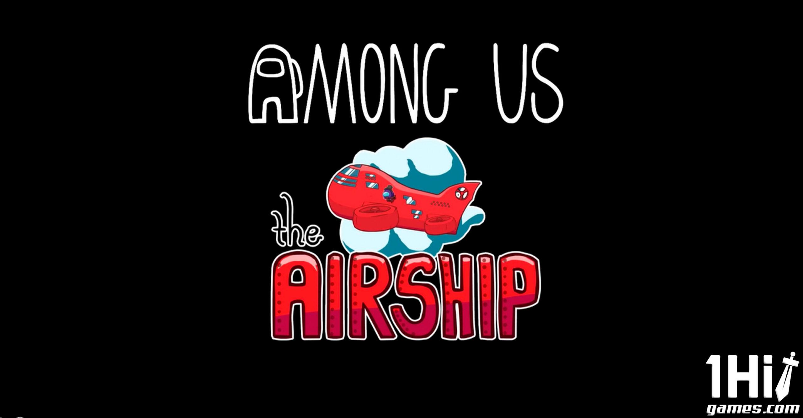 Airship: novo mapa de Among Us