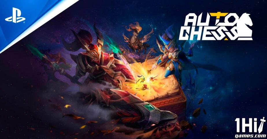 Auto Chess para PS5, lançamento será em 30 de março