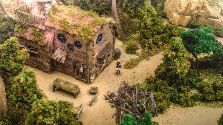 Fantasian, novo jogo de Hironobu Sakaguchi é revelado