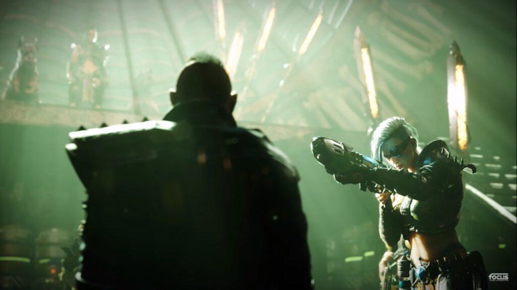 Necromunda: Hired Gun, novo jogo de FPS