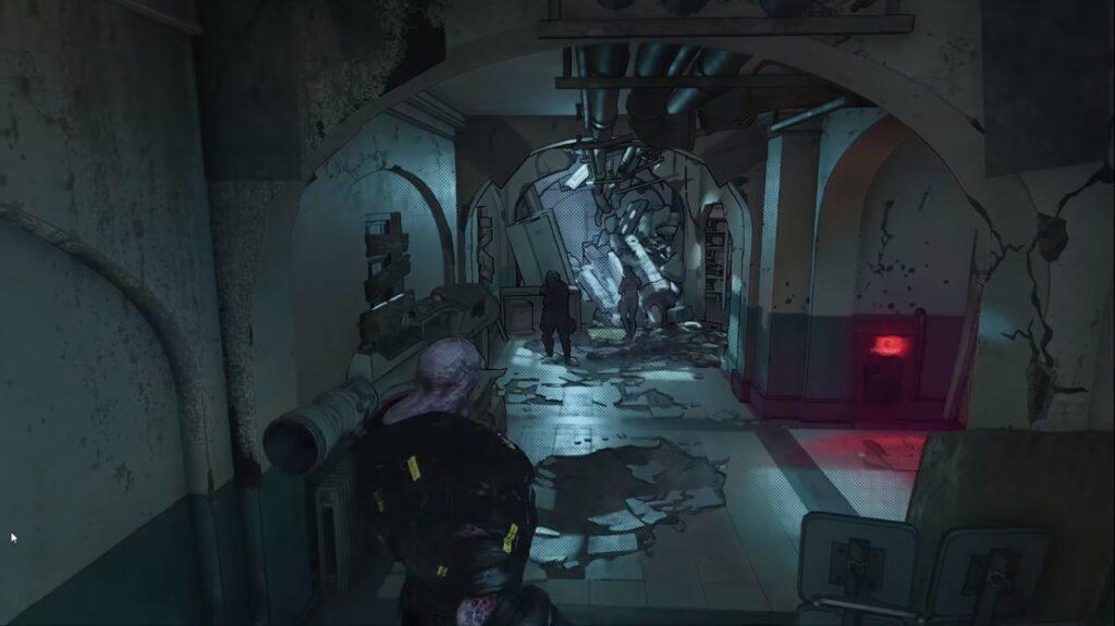 Resident Evil RE: Verse 1hit games