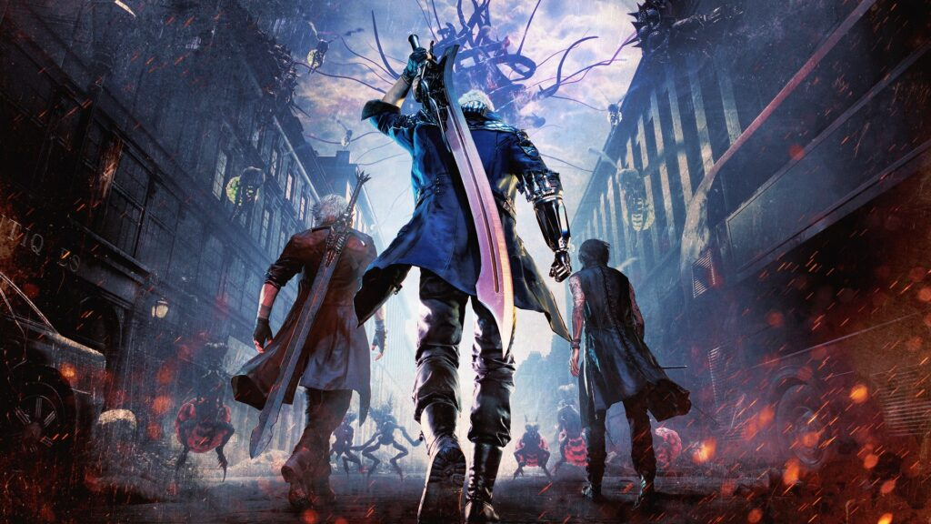 Devil May Cry 1Hit Games