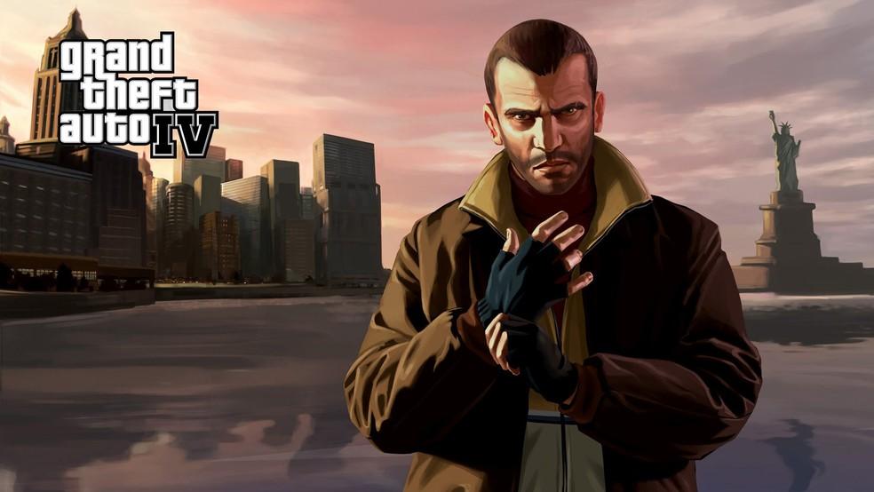 GTA IV 1Hit Games
