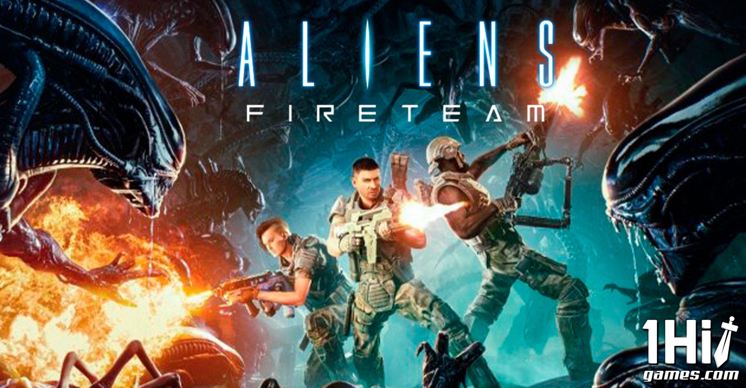 Aliens: Fireteam, novo jogo de tiro cooperativo chega em 2021