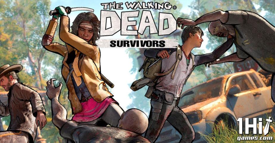 The Walking Dead: Survivors é anunciado para mobile